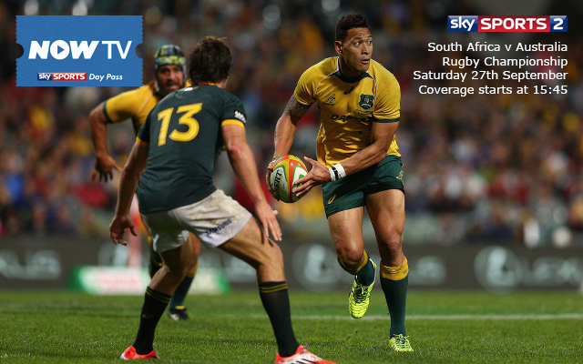 Private: South Africa v Australia: Live Stream Guide and preview of Rugby Championship clash