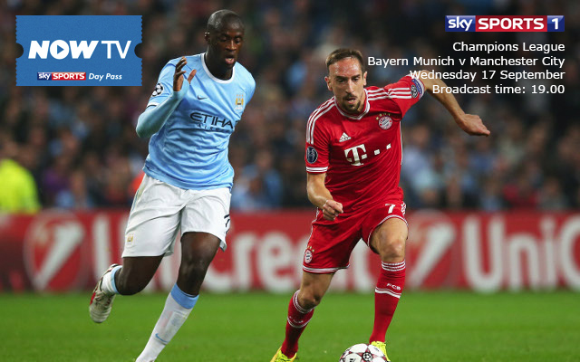 Private: Bayern Munich vs Man City: live streaming & preview for Champions League clash