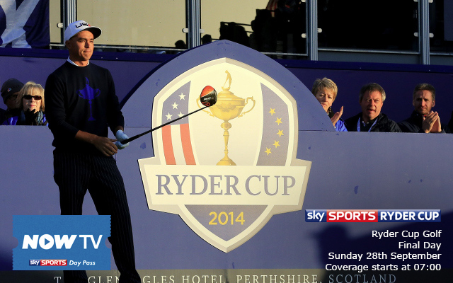 Private: Ryder Cup 2014 day 3: live stream guide & preview