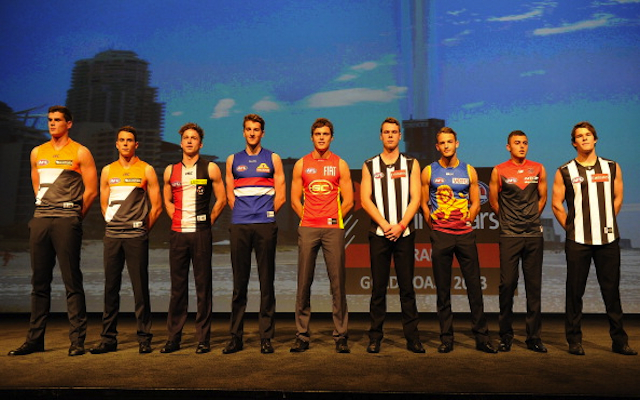 2014 AFL Draft Final Order: Which picks does your club have?