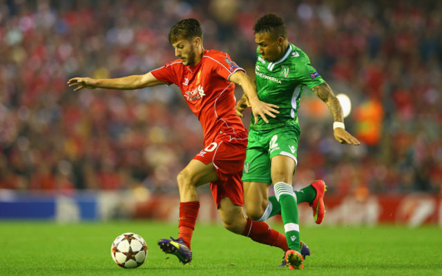 Liverpool XI v West Brom: Reds drop £20m signing & bring back Adam Lallana