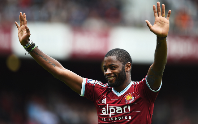 Alex Song - West Ham