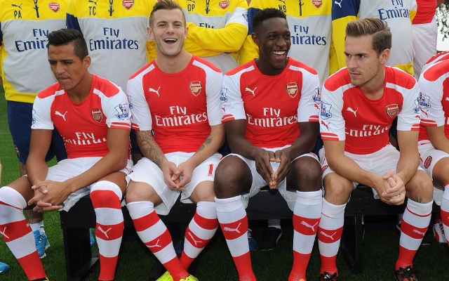 Ranking & Rating Arsenal's summer signings so far, with the struggling Danny Welbeck!