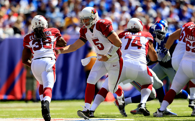 NFL Week 2: Arizona Cardinals beat New York Giants, 25-14