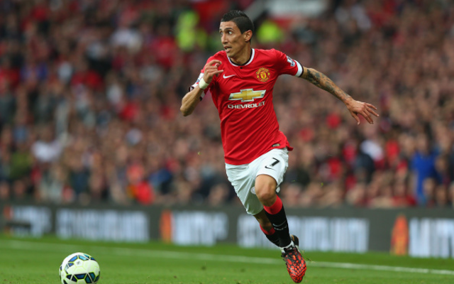 Manchester United set to sell Di Maria to PSG as LVG finds ideal replacement