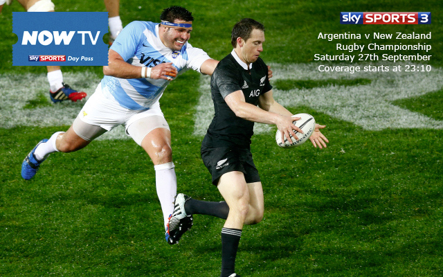 Private: Live rugby streaming: Argentina v New Zealand match preview