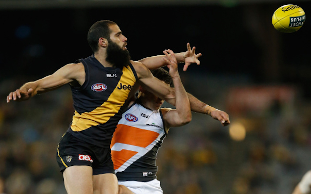 Richmond star Bachar Houli allegedly labelled a 'terrorist' by prominent media figure