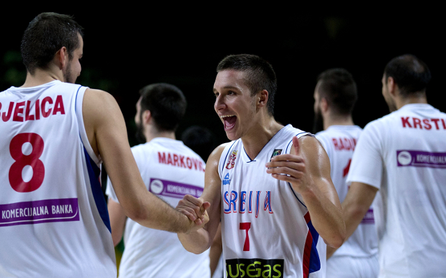 (Video) FIBA World Cup 2014: Serbia receive incredible welcome on return home