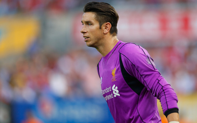 Brad Jones To Amazingly Keep His Place In Liverpool Goal Against Arsenal
