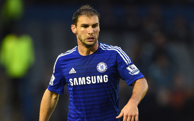 Chelsea & Everton charged by the FA but head-butting Ivanovic escapes punishment