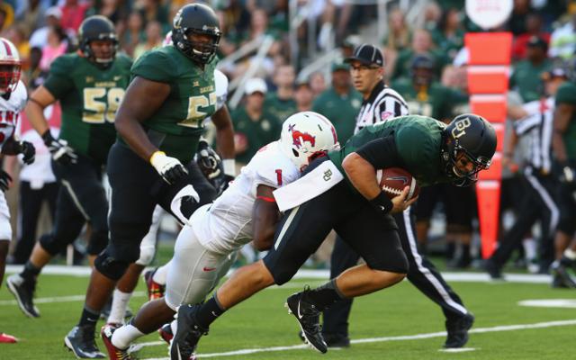 College football preview: Buffalo vs. #8 Baylor