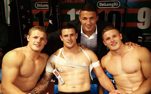 Sexiest siblings ever! Meet rugby league's FOUR Burgess brothers