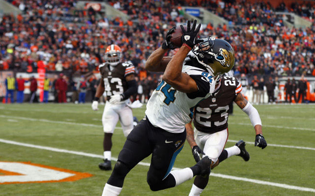 Jacksonville Jaguars wide receiver ruled out for Week 1 game