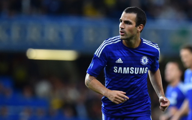 Chelsea's Cesc Fabregas fires title warning to Premier League rivals