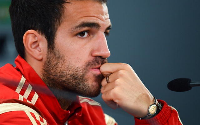 Arsenal vs Chelsea: Arsene Wenger urges Gunners fans to show Cesc Fabregas respect