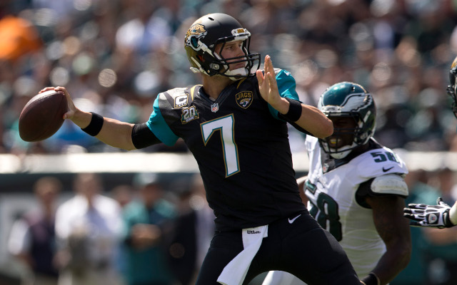 (Video) Jaguars QB Chad Henne connects with rookie receiver for TD