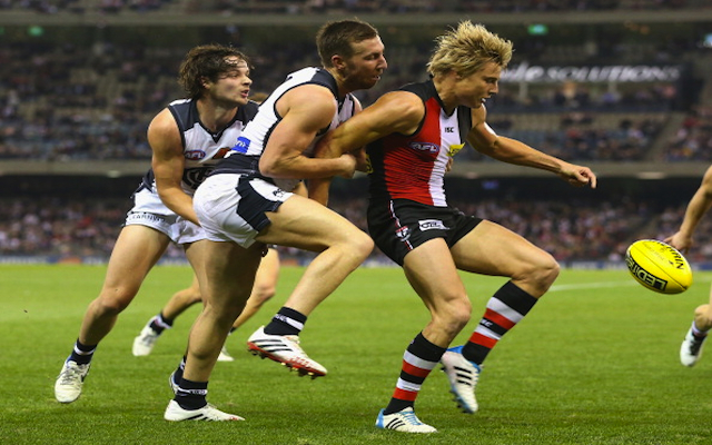 St Kilda Saints continue clean-out with veteran duo axed