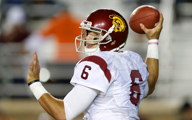 CFB Week 13: Top 5 games to watch on Saturday, USC poised to clinch Pac-12 title shot?