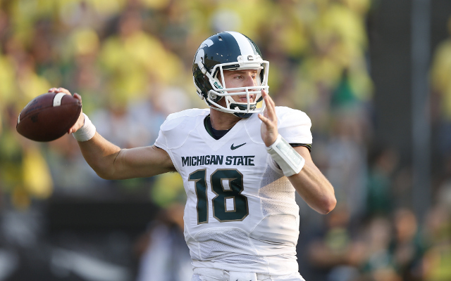 CFB Week 4: Michigan State demolishes Eastern Michigan, 73-14