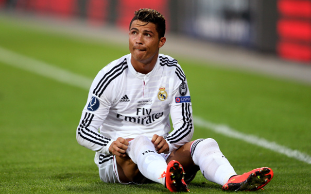 Cristiano Ronaldo's Manchester United return ruled out for at least two years
