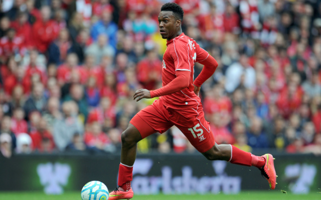 Liverpool injury boost: Crocked striker to return soon according to Brendan Rodgers