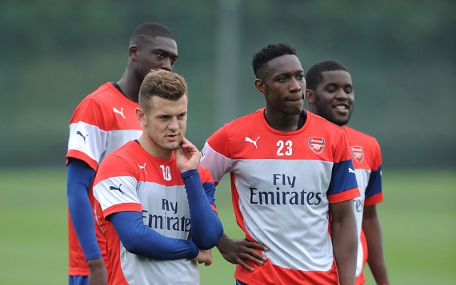 FIFA 15 best Arsenal XI with Danny Welbeck and Olivier Giroud failing to make the cut