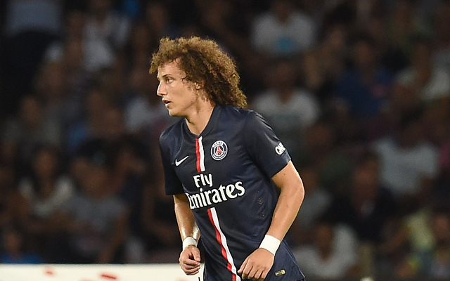 David Luiz goal video vs Shakhtar Donetsk and match report as Paris Saint-Germain cruise to win