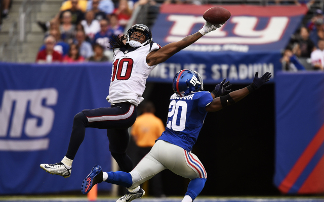 (Video) Houston Texans WR DeAndre Hopkins makes one-handed catch