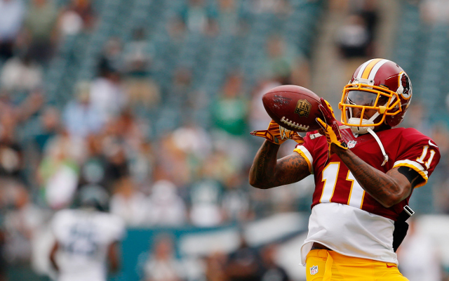 (Video) Washington Redskins WR DeSean Jackson takes it 69 yards for a touchdown