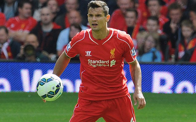Liverpool injury update: Sakho due back but Lovren to undergo fitness test on groin complaint