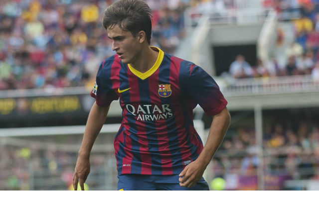 Chelsea to launch sneaky bid for Barcelona starlet