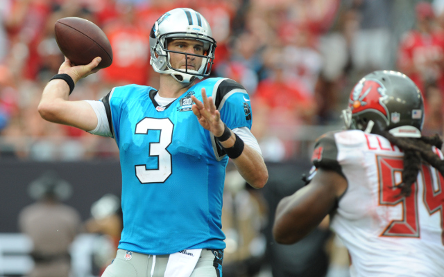 Carolina Panthers defeat Tampa Bay Buccaneers, 20-14