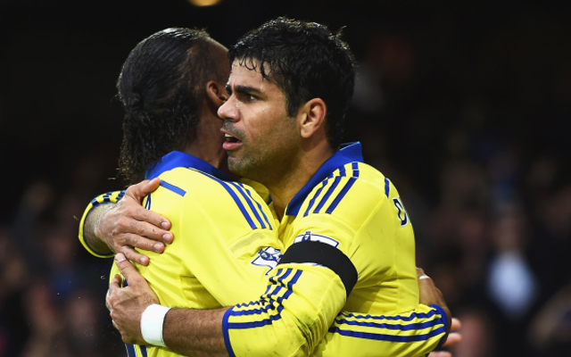 Real Madrid plot sensational triple raid on Chelsea, including shock move for Diego Costa
