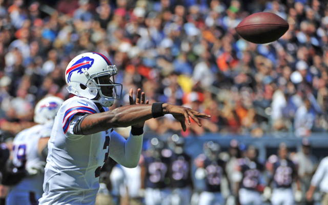 BREAKING NEWS: Kyle Orton named starting quarterback for Buffalo Bills