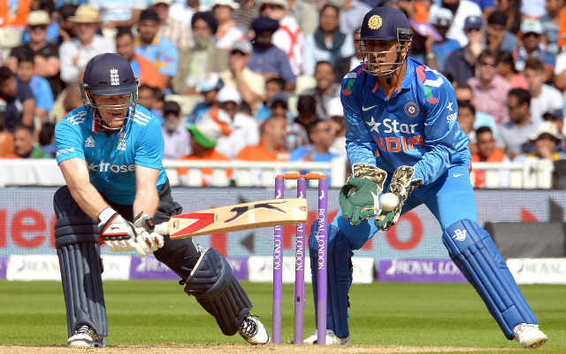 (Video) England v India – Joe Root scores century as Three Lions make 294-7
