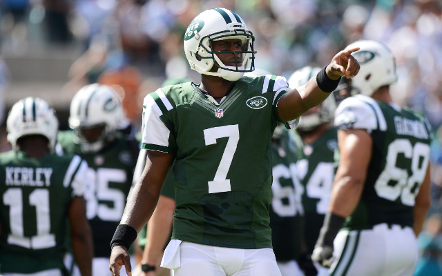 New York Jets quarterback apologizes for cussing out heckling fan