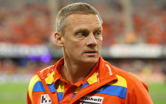 BREAKING: Gold Coast Suns sack coach Guy McKenna