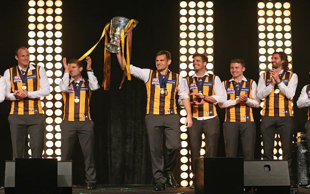 2014 AFL Report Card: Hawthorn
