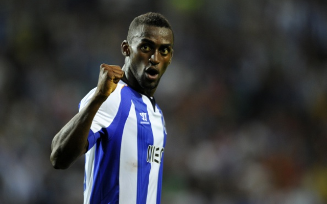 (Image) Tottenham 'all in' to land FC Porto striker Jackson Martinez
