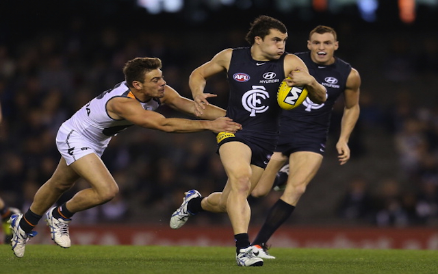 Carlton dump four players after disappointing AFL season
