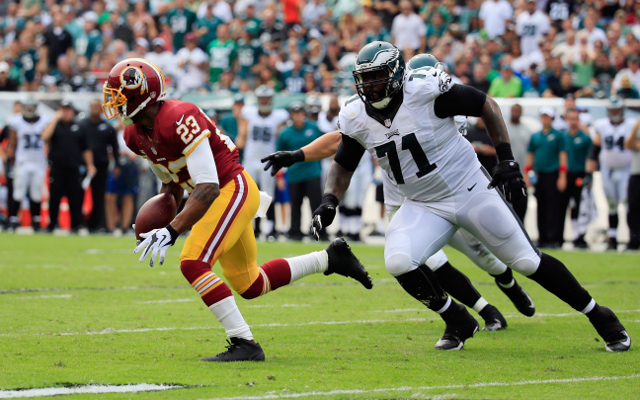 Philadelphia Eagles and Washington Redskins players fined for fighting