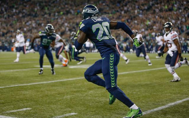 Seattle Seahawks cornerback injures groin in season opener