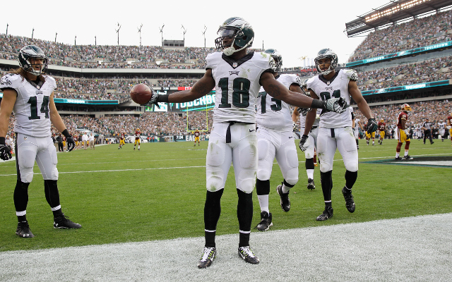 (Video) Philadelphia Eagles WR Jeremy Maclin makes catch of the year