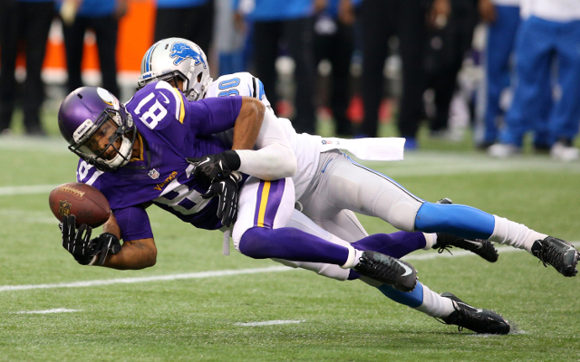 Minnesota Vikings release troubled wide receiver Jerome Simpson