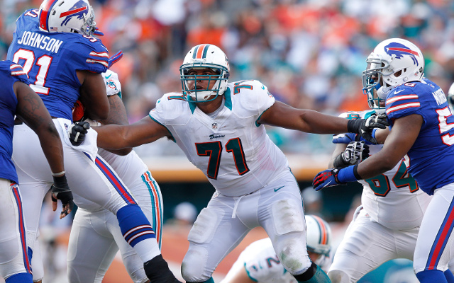 Jonathan Martin likely to start at tackle for San Francisco 49ers