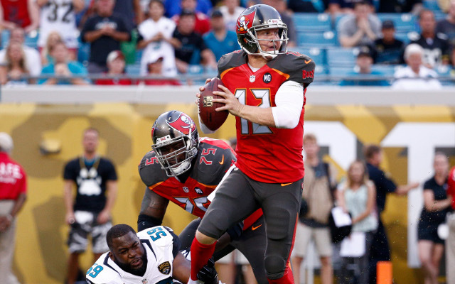 Tampa Bay Buccaneers quarterback Josh McCown to have MRI on hand