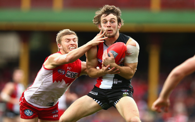 St Kilda Saints lock in another young-gun following re-signing of Luke Dunstan