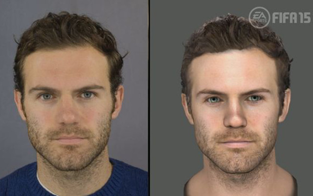 Man United's Juan Mata rated better than Chelsea's Cesc Fabregas on FIFA 15