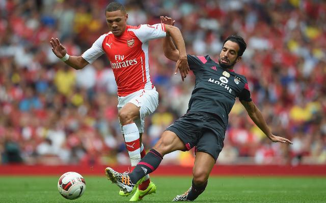 Kieran Gibbs Arsenal