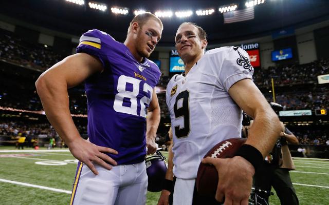 Minnesota Vikings tight end to undergo sports hernia surgery